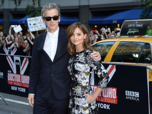How Doctor Who Landed In America New Book Tells The Story - British car show bbc