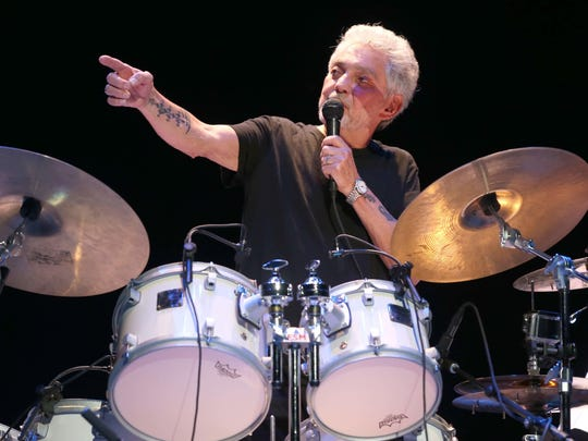 Local jazz greats such as Steve Gadd have helped lay a foundation for the festival's success.