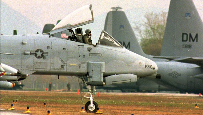 The chairman of the House Armed Services Committee will include funding for the A-10 Thunderbolt fleet in his proposal for a military authorization bill, The Arizona Republic has learned.