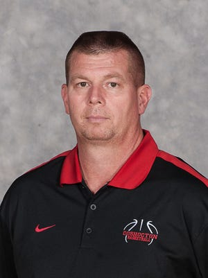 Coshocton coach Tom Hilgenberg was named co-coach of the year in Division III by the Associated Press.