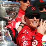 Reigning Indy Car series champion Scott Dixon will be one of the drivers testing at Road America on Tuesday.