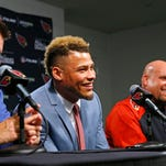 Cardinals' Mathieu signs big contract on 'proud day'