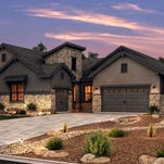 Inside the new $1 million homes at Caughlin Ranch