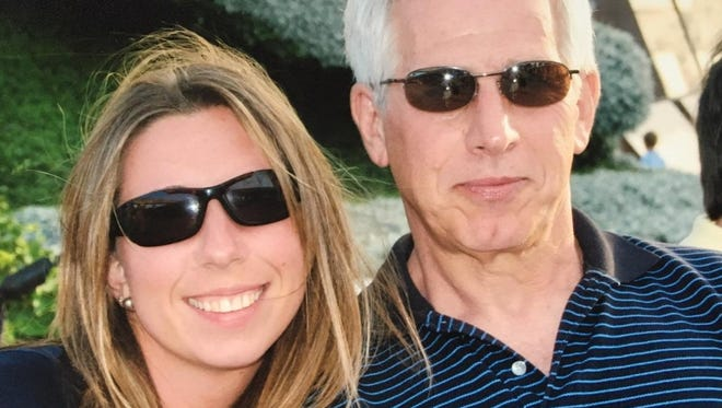 Rachael Miscia Hogan, current Glen Ridge softball coach and former player, will be inducted to the school's Hall of Fame by her father and former coach, Anthony Miscia.