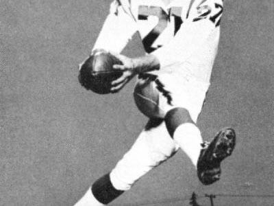 Ron Waller, a 1951 graduate of Laurel High School, was a star running back who went on to a professional football career — playing and coaching.