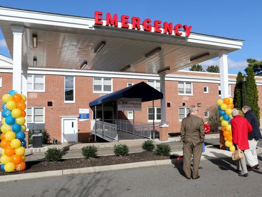 Jfk Hospital Nj Emergency Room