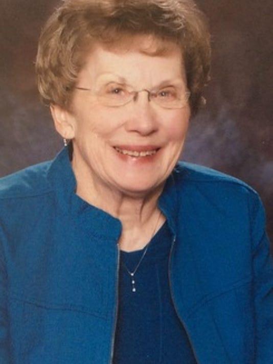 Birthdays: Shirley Knutson