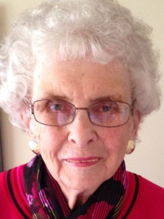 Birthdays: Eldora Weber