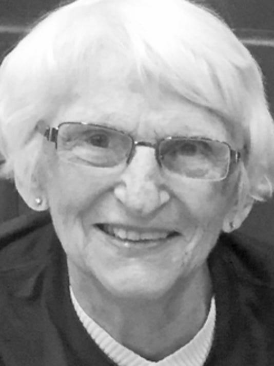 Birthdays: Marge Klostergaard