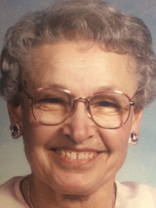 Birthdays: Mary Walters