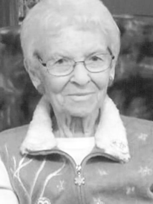 Birthdays: Louine Schaufler