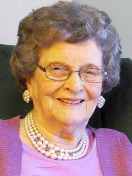 Birthdays: Hilda Nebben Johnson