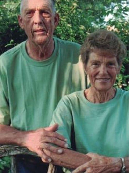 Anniversaries: Rowan Doorn & Carol Doorn