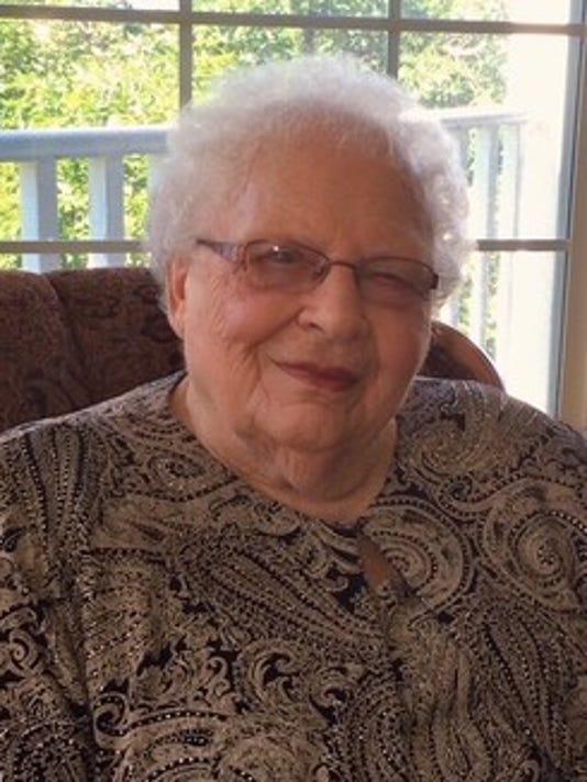 Birthdays: Grace Anderson