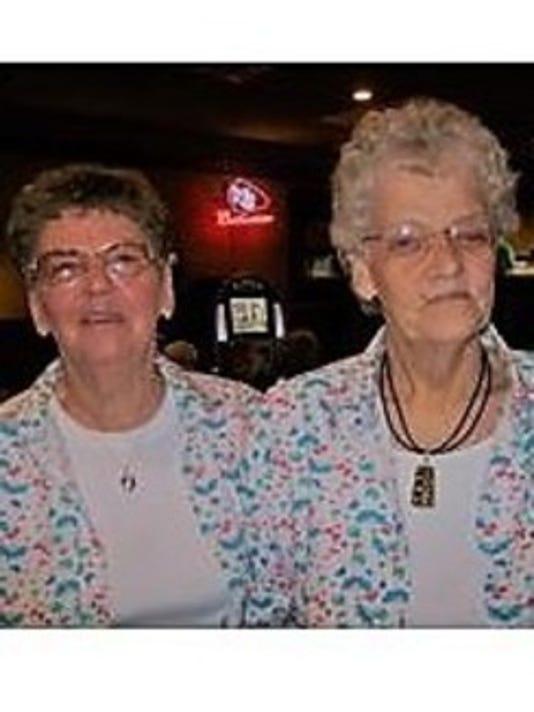 Birthdays: Agnes Kade & Alice Hagen
