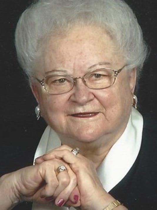 Birthdays: Delores Staebell