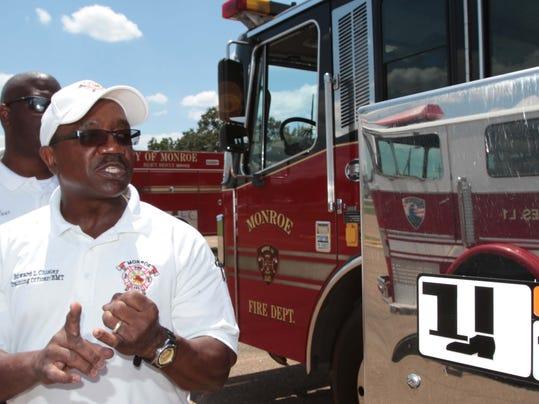 Monroe Fire Truck