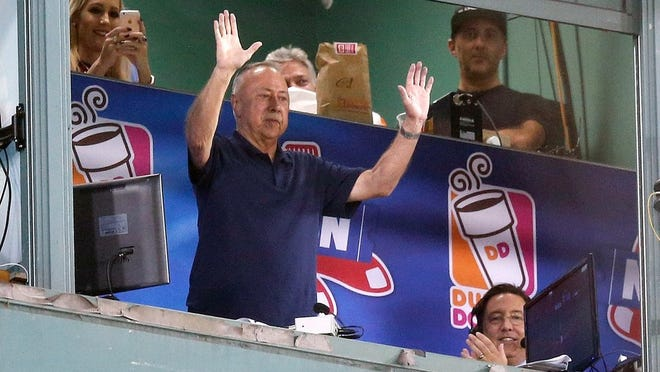 Jerry Remy and Dave O'Brien aren't calling games from their Fenway Park box this year, and Dennis Eckersley is joining them in the NESN studio in Watertown.