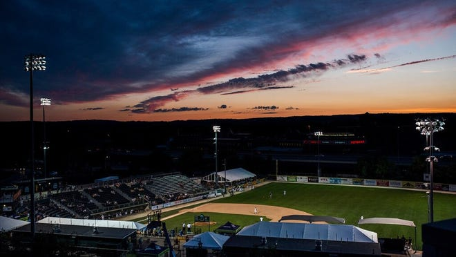 Because the coronavirus pandemic, the Worcester Bravehearts will not be able to play games this summer at Hanover Insurance Park at Fitton Field at Holy Cross. The college has shut down operations for the summer.