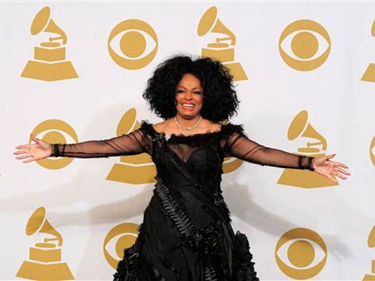 Diana Ross will perform in Baltimore this weekend.