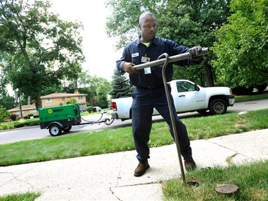 Detroit Water Shutoff