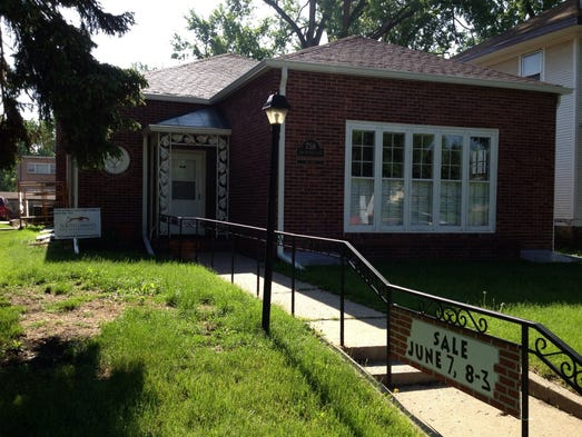 The History Club of Sioux Falls is at 758 S. Phillips Ave.