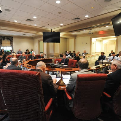 A meeting of the Joint Finance Committee in Dover.