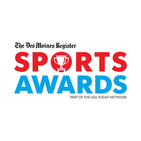 Des Moines Register Sports Awards logo