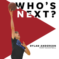 Who's Next: Perry basketball player Dylan Anderson