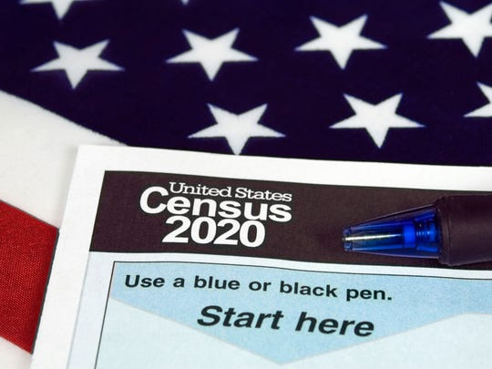 U.S. census 2020 survey.