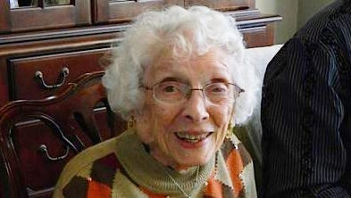 Mary C. Geckler 100th Birthday