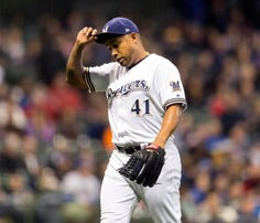 Video: Brewers manager Craig Counsell on pitcher Junior Guerra's good start this season