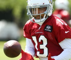 Shot Clock: Christian Kirk a starter for Cardinals? David Johnson's future?