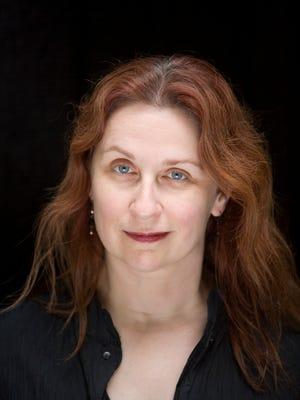 Novelist Audrey Niffenegger (The Time Traveler's Wife)
