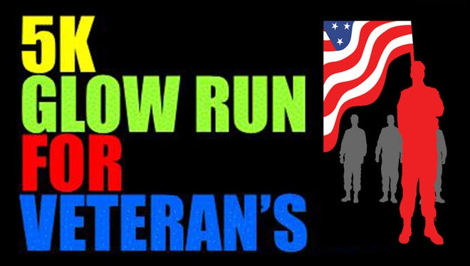 5K Glow Run for Veterans at Fairview High School May 7.