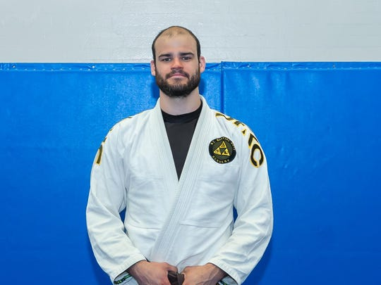 Tamdan McCrory runs B.C. Martial Arts in downtown Binghamton.