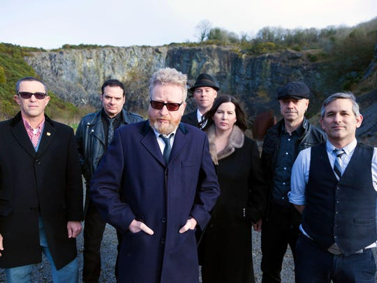 Flogging Molly will perform with the Dropkick Murphys