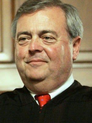 Chief Justice John Minton Jr.