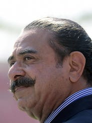 Company owner Shahid Khan, who also owns the Jacksonville