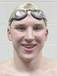 Northville's Travis Nitkiewicz earned All-State honors