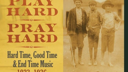 """Last year Nathan Salsburg collaborated with the Tomkins Square label for the audacious and ambitious """"Work Hard, Play Hard, Pray Hard: Hard Time, Good Time & End Time Music, 1923–1936."""""""