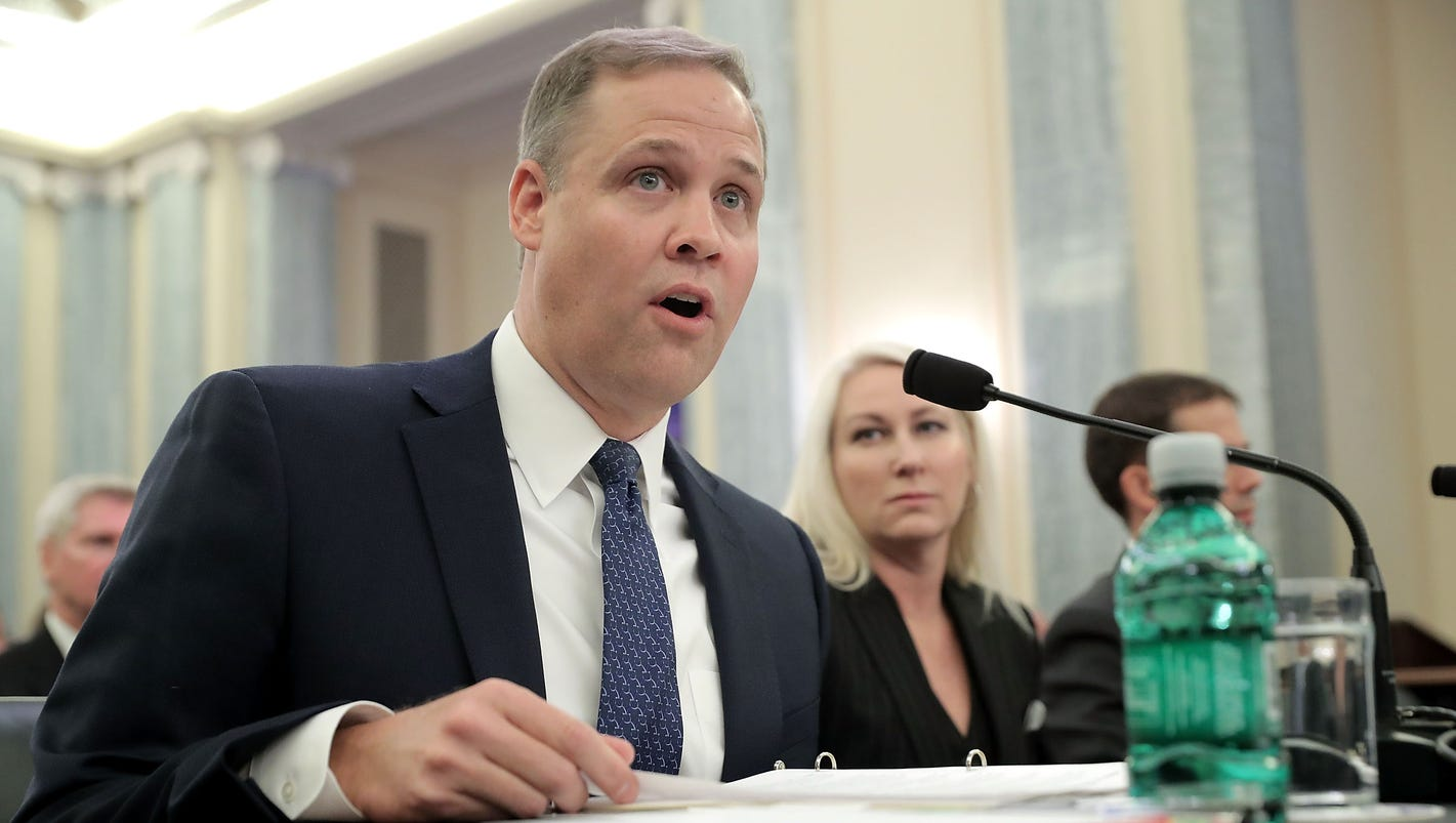 NASA nominee faces partisan floor fight after close vote by Senate panel