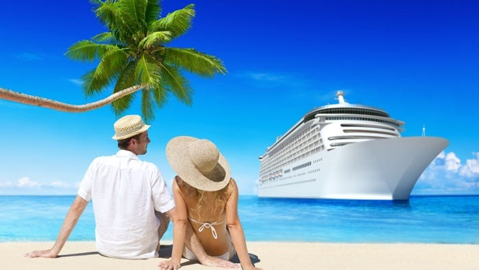 Cruise Away With Your Valentine