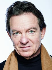 Author Lawrence Wright.