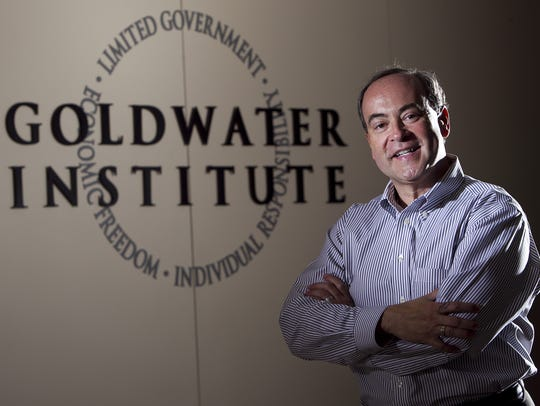Clint Bolick,vice president for litigation for the