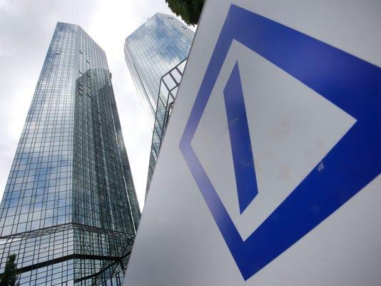 AP GERMANY DEUTSCHE BANK I DEU