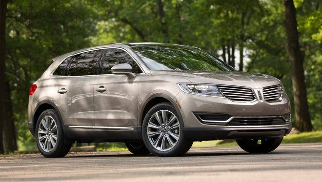 Lincoln MKX prices start at $38,100 for a front-drive model with a 303-hp 3.7L V6. All-wheel-drive models start at $40,595. All MKXs have a six-speed automatic transmission.
