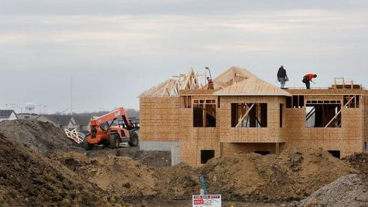 Americans are building bigger houses.