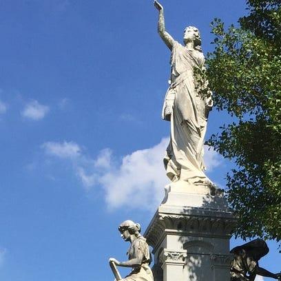 Evergreen Cemetery a historic treasure