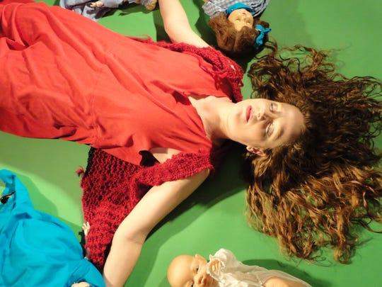 "Theatre Mosaic Mond presents Maura Campbell's ""Fantasia de Colores"" in Burlington."